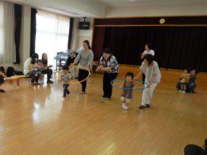画像:10月4日(金)ミニひよこクラス 運動会ごっこ&在園児の様子♪