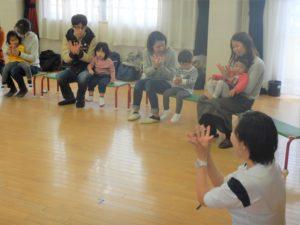 画像:11月22日(金)ミニひよこ&実習生と遊びましたよ☆
