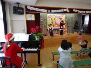 画像:12月11日(水)ミニひよこ お楽しみクリスマス会