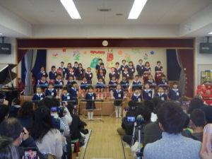 画像:2月15日(土) 年長組発表会