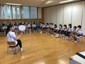 画像:7月17日(金) 1学期終業式☆*