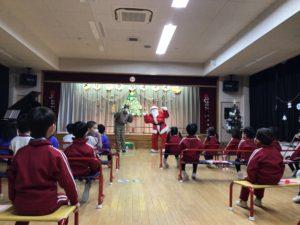 画像:12月16日(水)クリスマス会&給食クリスマスメニュー