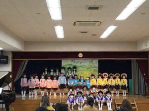 画像:2月19日(金) 5歳児年長つき組 ひなまつり生活発表会