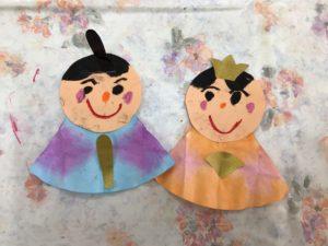 画像:2月22日(月) 年中 雛人形製作