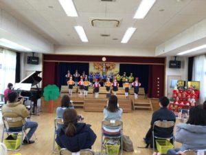 画像:2月18日(木) 4歳児年中ひまわり組 ひなまつり生活発表会
