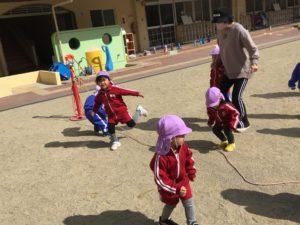 画像:2月24日(水) ☆すみれ組(2歳児クラス)の様子☆