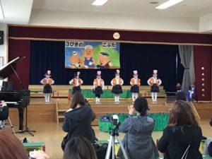 画像:2月16日(火)3歳児年少うめ組 ひなまつり生活発表会