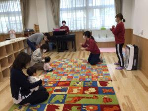 画像:3月23日(火)1歳児プレ保育