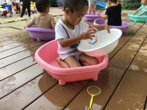 画像:7月6日(火)2歳児の様子